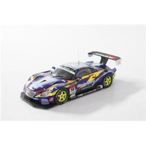 エブロ 1/43 ウェッズ Sport ADVAN SC430 SUPER GT500 2011 - 拡大画像