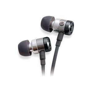 TDK インナーカナルヘッドホン サウンドチューニング CLEF-Pシリーズ ボーカルチューニング(ブラック) TH-EC40BK - 拡大画像