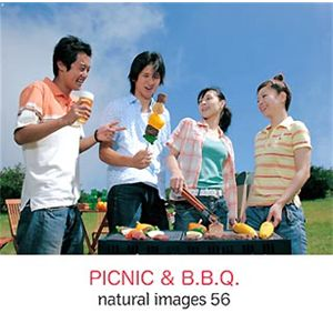 マイザ natural images Vol.56 PICNIC & B.B.Q XAMMP0056 - 拡大画像