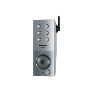 パナソニック センサーライト付屋外ワイヤレスカメラ VL-W811K - 拡大画像