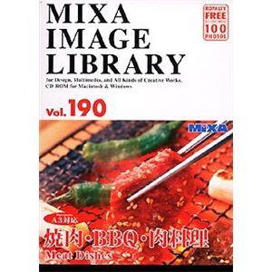 マイザ MIXA IMAGE LIBRARY Vol.190 焼肉・BBQ・肉料理 XAMIL3190 - 拡大画像