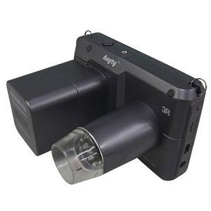 スリー・アールシステム 携帯式デジタル顕微鏡 ViewTer 赤外線LED(IR)タイプ 3R-VIEWTER-500IR - 拡大画像
