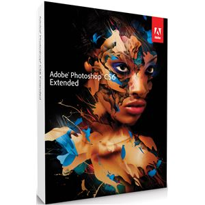 アドビシステムズ Adobe Photoshop Extended CS6 (V13.0) 日本語版 Windows版 65170113 - 拡大画像