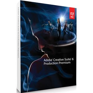 アドビシステムズ Adobe Creative Suite 6 日本語版 Production Premium Macintosh版 65176252 - 拡大画像