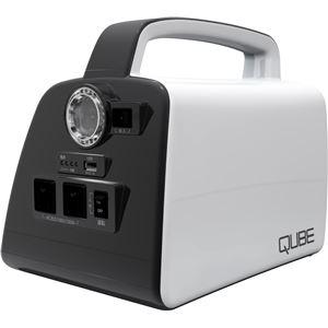 Innergie QUBE ポータブルバッテリー 240Wh ADD-SL-0001-M