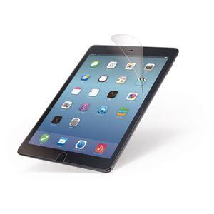 エレコム iPad Air 2/保護フィルム/抗菌/光沢 TB-A14FLSVAG - 拡大画像