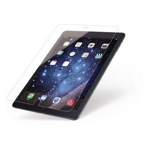エレコム iPad Air 2/保護フィルム/高透明/7H TB-A14FLTAG - 拡大画像