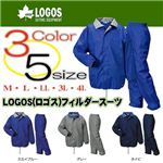 LOGOS ロゴス 【フィルダースーツ】 (23123289) ネイビ 4L