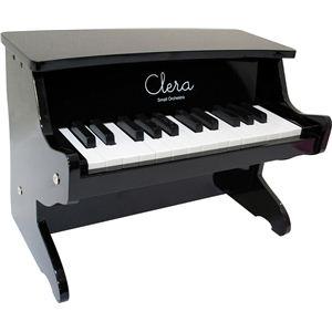Clera(クレラ) トイピアノ ブラック MP1000-25k/BK - 拡大画像