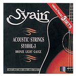 S.Yairi Acoustic Light 3-SET PACK SY1000L-3