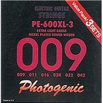 PHOTOGENIC Guitar弦 PE600XL-3