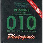 PHOTOGENIC Guitar弦 PE600L-3