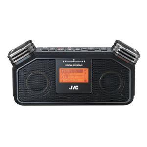 JVC ポータブルデジタルレコーダー Lesson Master RD-R20-B ブラック