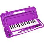 KC 鍵盤ハーモニカ (メロディーピアノ) パープル P3001-32K/PP