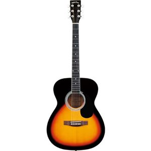 SepiaCrueアコースティックギターフォークタイプFG-10/VSヴィンテージサンバースト