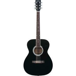 Sepia Crue アコースティックギター フォークタイプ FG-10/BK ブラック