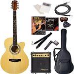 Sepia Crue  エレクトリックアコースティックギター エントリーセット EAW-01/N ナチュラル