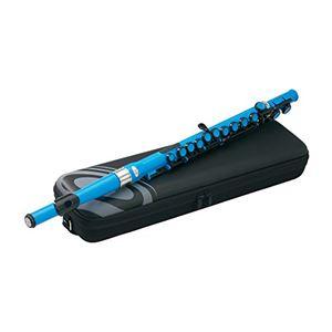 NUVO プラスチック製 フルート Student Flute SE200FBL ブルー【国内正規品】
