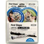 NUVO Clarineo クラリネオ用 DVD/CD/教本 First Stepsセット NCFSJP 【国内正規品】