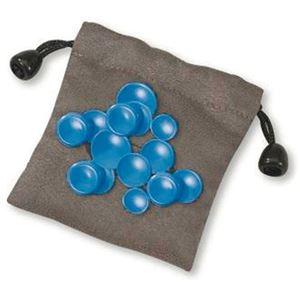 NUVO フルート用キーキャップ Color Key Cap ブルー (jFlute & StudentFlute用) 【国内正規品】