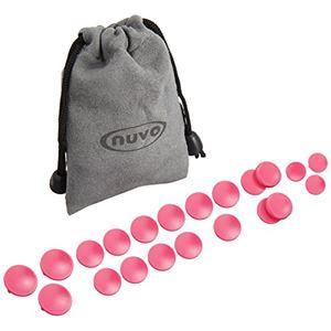 NUVO フルート用キーキャップ Color Key Cap ピンク (jFlute & StudentFlute用) 【国内正規品】