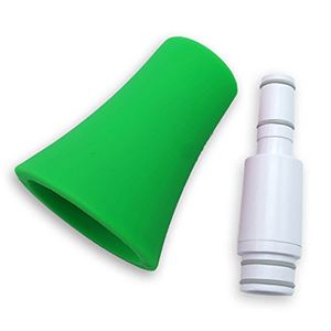 NUVO jSax用 ストレートベル/ストレートネック Straighten Your jSax kit W/GR N515SWGN グリーン【国内正規品】