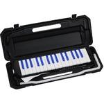KC 鍵盤ハーモニカ (メロディーピアノ) ブラック P3001-32K/BKBLの画像