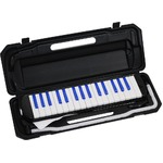 KC 鍵盤ハーモニカ (メロディーピアノ) ブラック P3001-32K/BKBL