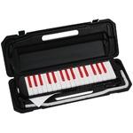 KC 鍵盤ハーモニカ (メロディーピアノ) ブラック P3001-32K/BKRDの画像