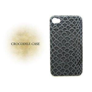 iPhone4★CROKODILE STYLE CASE - 拡大画像