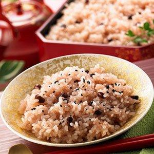 赤飯おこわ 無洗米もち米付き【393g×10袋】