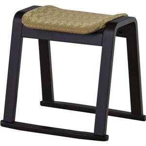 (4脚セット)東谷 法事スツール(法事椅子) 木製 BC-1050FGD 【仏事・法事・仏具・冠婚葬祭】 【×4セット】