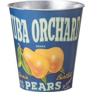 ダストボックス おしゃれゴミ箱 フルーツプリント...の商品画像