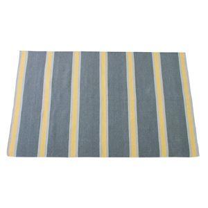 ラグマット 長方形(140cm×200cm) ウール コットン 東谷 SG-2975の詳細を見る