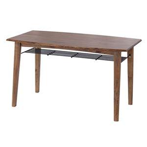 天然木ダイニングテーブル ティンバー