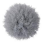 観葉植物/造花 【ボールフェイクグリーンL LFS-903C】 ポリエチレン 〔部屋 内装 リビング ダイニング〕