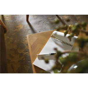 シンプル ローテーブル 【ナチュラル 幅120cm】 木製 ウレタン塗装 『クーパス』 〔リビング キッチン 店舗 飲食店〕