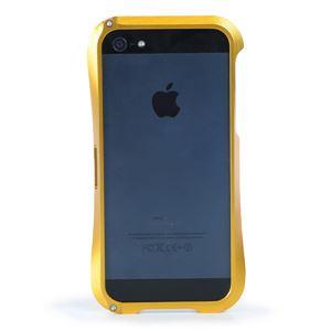 iPhone4s メタルバンパー [ゴールド] - 拡大画像