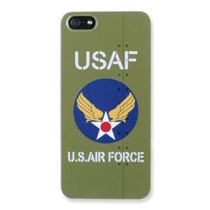 iPhone5ケース USAF タッチペン付き OD 11E - 拡大画像