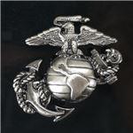 ロスコ ピンバッジ 海兵隊 紋章 アンカー 1753