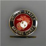 ロスコ ピンバッジ 海兵隊 紋章 1775