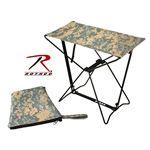 ロスコ キャンプスツール ACU 折りたたみ椅子