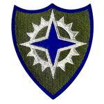 ミリタリーパッチ 16TH US ARMY CORPS