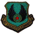 ミリタリーパッチ USAF ロジスティクス コマンド
