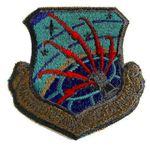 ミリタリーパッチ USAF コミュニケーション コマンド OD