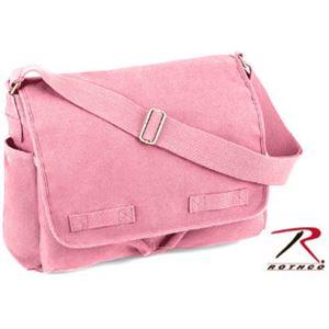 ROTHCO(ロスコ) メッセンジャーバッグ HW クラシック ピンク