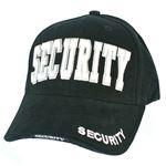 ロスコ 帽子 SECURITY ブラック