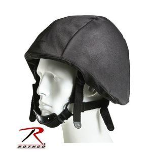 ロスコ ヘルメットカバー ブラック G.Iタイプ - 拡大画像
