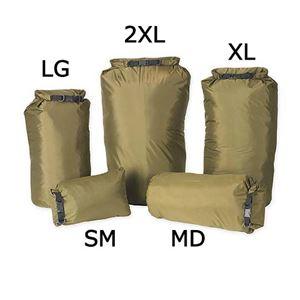 プロフォース 防水バッグ ドライサック [コヨーテブラウン / XL] - 拡大画像