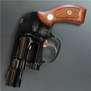 タナカ S&W M49 発火モデルガン ボディーガード ジュピターフィニッシュ 18歳以上 - 拡大画像
